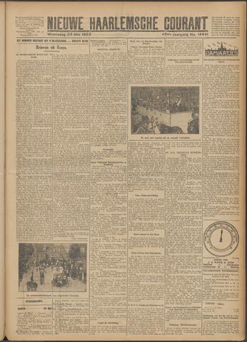 Nieuwe Haarlemsche Courant 1923-05-23
