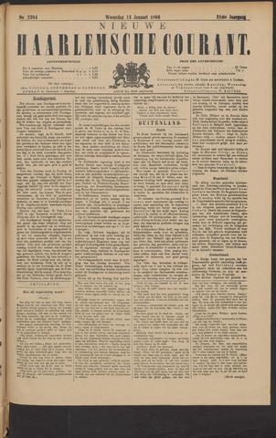 Nieuwe Haarlemsche Courant 1896-01-15
