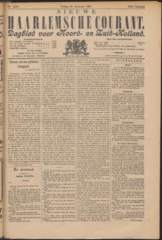 Nieuwe Haarlemsche Courant 1901-12-20