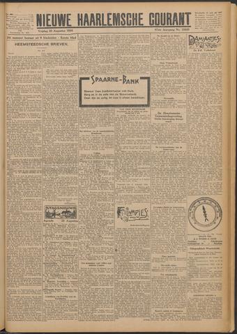 Nieuwe Haarlemsche Courant 1924-08-22