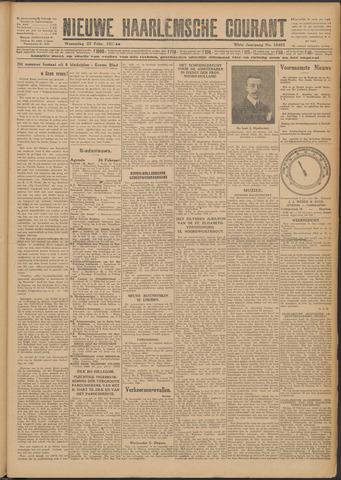 Nieuwe Haarlemsche Courant 1927-02-23