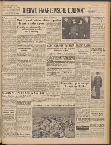 Nieuwe Haarlemsche Courant 1951-03-06