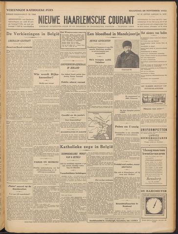 Nieuwe Haarlemsche Courant 1932-11-28