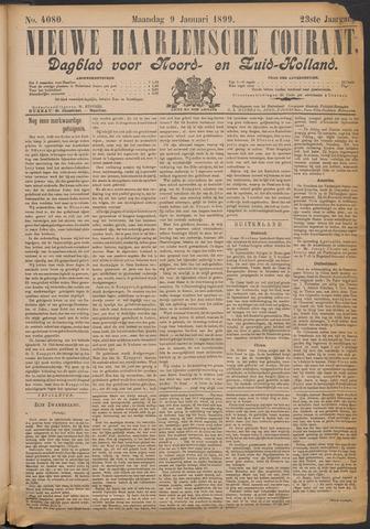Nieuwe Haarlemsche Courant 1899-01-09