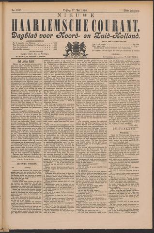 Nieuwe Haarlemsche Courant 1898-05-27