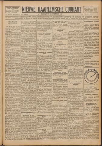 Nieuwe Haarlemsche Courant 1927-12-28