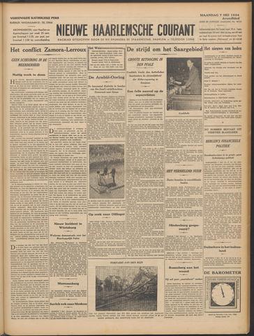 Nieuwe Haarlemsche Courant 1934-05-07