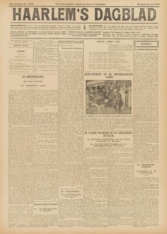 Haarlem's Dagblad 1926-06-29