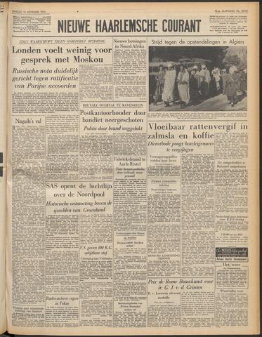 Nieuwe Haarlemsche Courant 1954-11-16