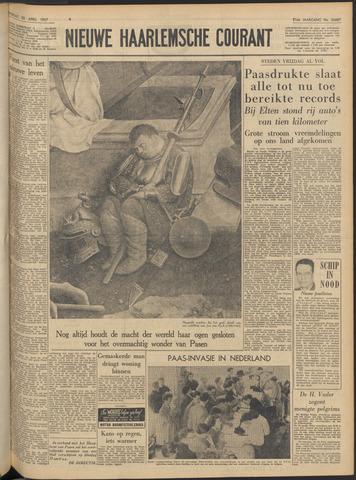 Nieuwe Haarlemsche Courant 1957-04-20