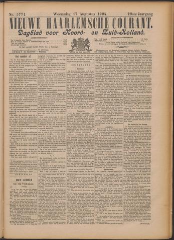 Nieuwe Haarlemsche Courant 1904-08-17