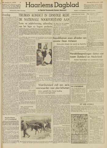 Haarlem's Dagblad 1950-12-16