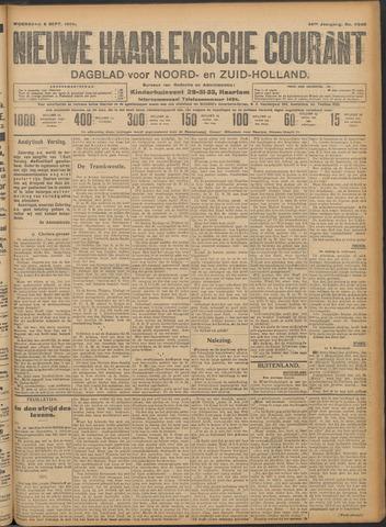 Nieuwe Haarlemsche Courant 1909-09-08