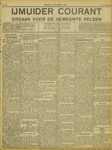 IJmuider Courant 1921-12-10
