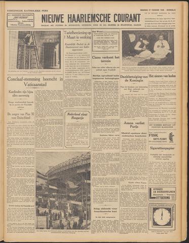 Nieuwe Haarlemsche Courant 1939-02-27