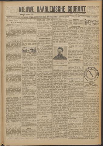 Nieuwe Haarlemsche Courant 1925-02-13