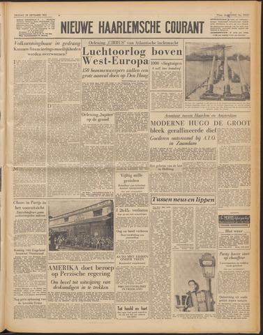 Nieuwe Haarlemsche Courant 1951-09-28