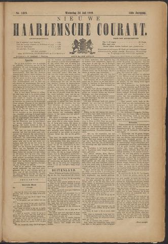 Nieuwe Haarlemsche Courant 1889-07-24