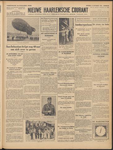 Nieuwe Haarlemsche Courant 1936-09-12