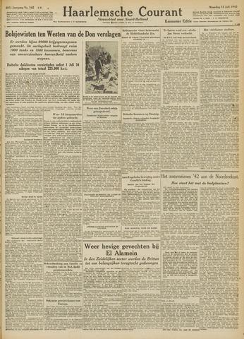 Haarlemsche Courant 1942-07-13