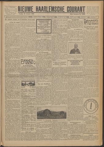 Nieuwe Haarlemsche Courant 1925-01-30