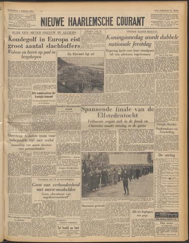 Nieuwe Haarlemsche Courant 1954-02-04