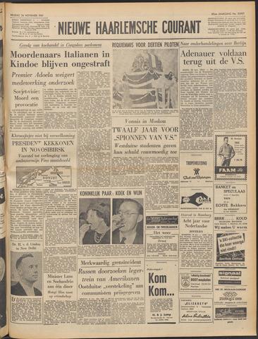 Nieuwe Haarlemsche Courant 1961-11-24