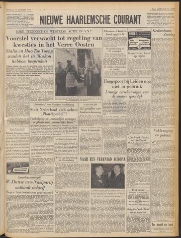 Nieuwe Haarlemsche Courant 1952-09-13