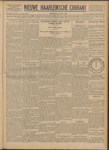 Nieuwe Haarlemsche Courant 1928-06-26