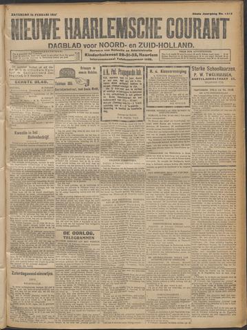 Nieuwe Haarlemsche Courant 1915-02-13