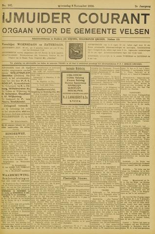 IJmuider Courant 1916-11-08