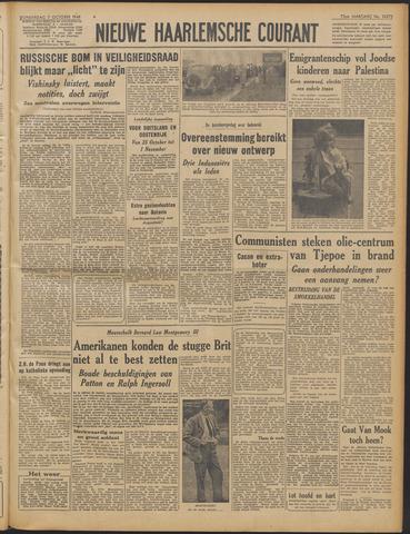 Nieuwe Haarlemsche Courant 1948-10-07