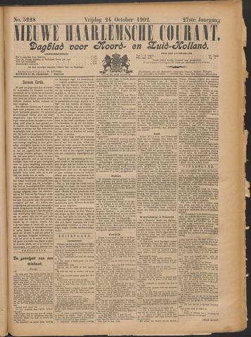 Nieuwe Haarlemsche Courant 1902-10-24