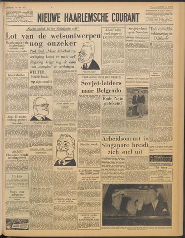 Nieuwe Haarlemsche Courant 1955-05-14