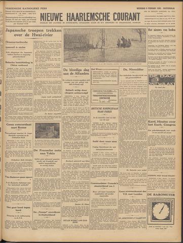 Nieuwe Haarlemsche Courant 1938-02-09