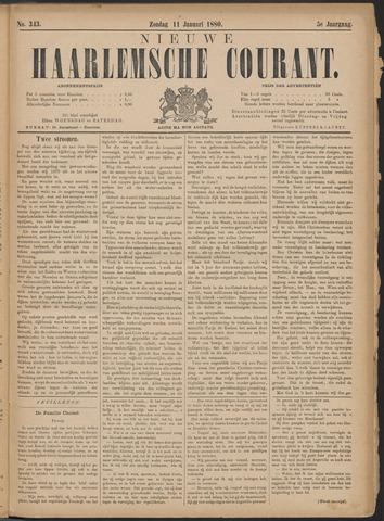 Nieuwe Haarlemsche Courant 1880-01-11