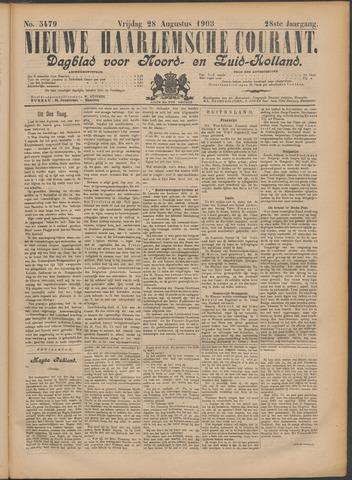 Nieuwe Haarlemsche Courant 1903-08-28