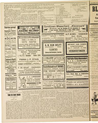 Het Bloemendaalsch Weekblad | 25 juli 1925 | pagina 4 ...