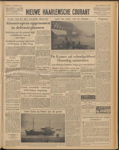 Nieuwe Haarlemsche Courant 1954-12-18