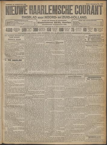 Nieuwe Haarlemsche Courant 1915-08-24
