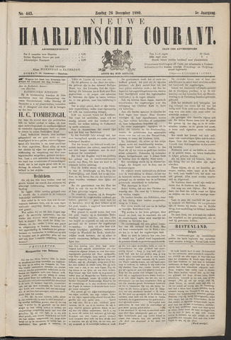 Nieuwe Haarlemsche Courant 1880-12-26
