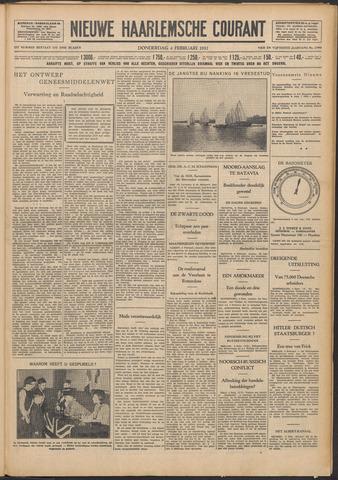 Nieuwe Haarlemsche Courant 1932-02-04