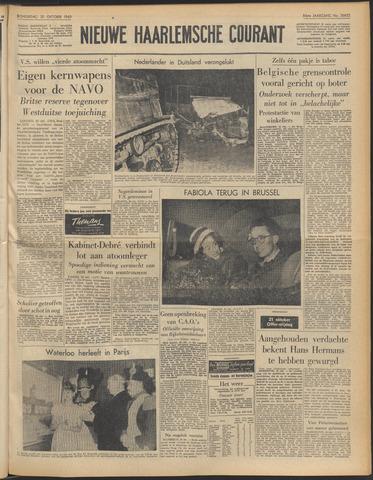 Nieuwe Haarlemsche Courant 1960-10-20