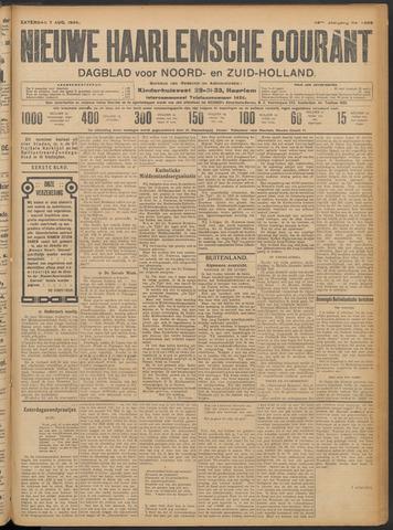 Nieuwe Haarlemsche Courant 1909-08-07