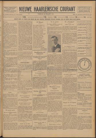 Nieuwe Haarlemsche Courant 1931-03-20