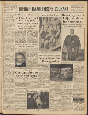 Nieuwe Haarlemsche Courant 1955-11-03