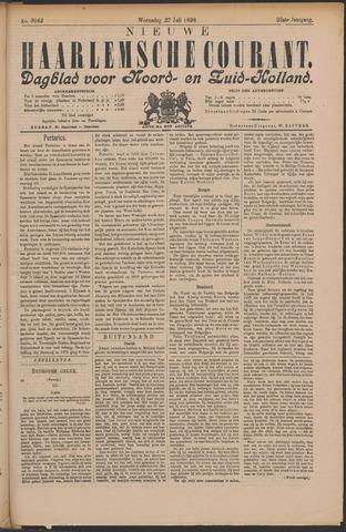 Nieuwe Haarlemsche Courant 1898-07-27