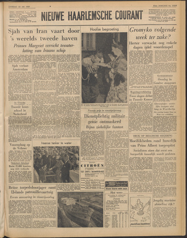 Nieuwe Haarlemsche Courant 1959-05-23