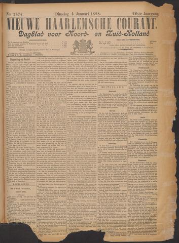 Nieuwe Haarlemsche Courant 1898-01-04
