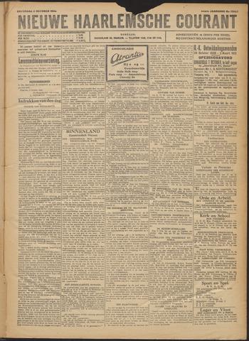 Nieuwe Haarlemsche Courant 1920-10-02